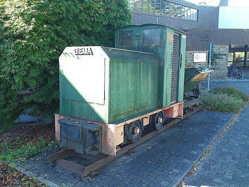 Feldbahn-Diesellok Diema DS28 in Höhr Grenzhausen Img_2095