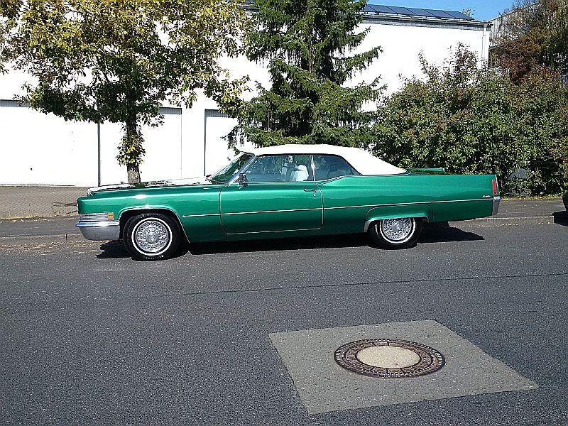 """Cadillac De Ville - """"auf dem Parkplatz schnappgeschossen"""" - 22.09.20 Img_2111"""