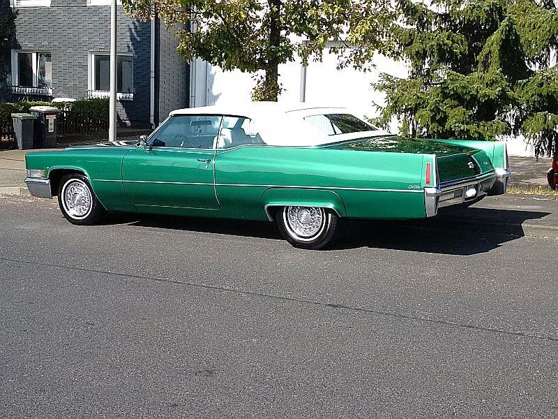 """Cadillac De Ville - """"auf dem Parkplatz schnappgeschossen"""" - 22.09.20 Img_2112"""