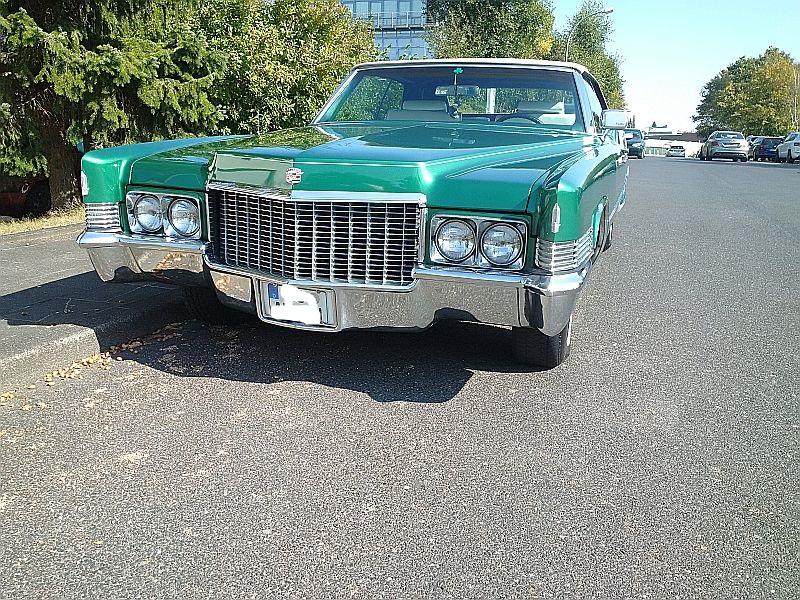 """Cadillac De Ville - """"auf dem Parkplatz schnappgeschossen"""" - 22.09.20 Img_2113"""