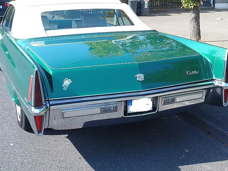 """Cadillac De Ville - """"auf dem Parkplatz schnappgeschossen"""" - 22.09.20 Img_2116"""