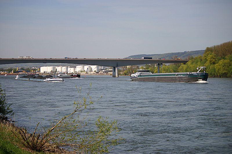 Kleiner Rheinbummel am 18.04.18 in Koblenz Img_6243