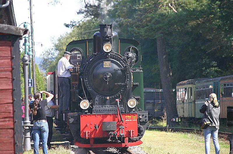 Dampftag bei der Sauerländer Kleinbahn in Herscheid am 02.09.18 Img_7739