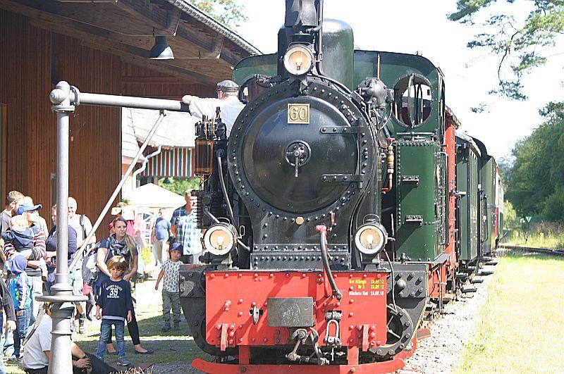 Dampftag bei der Sauerländer Kleinbahn in Herscheid am 02.09.18 Img_7740