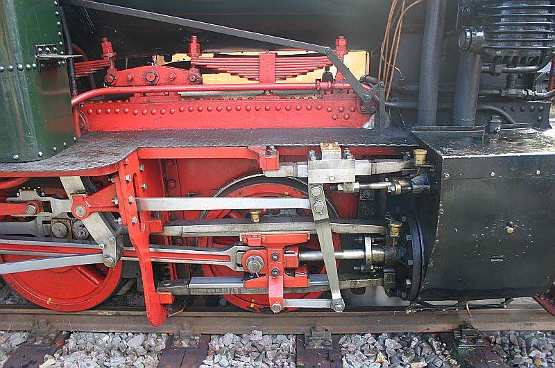 Dampftag bei der Sauerländer Kleinbahn in Herscheid am 02.09.18 Img_7745