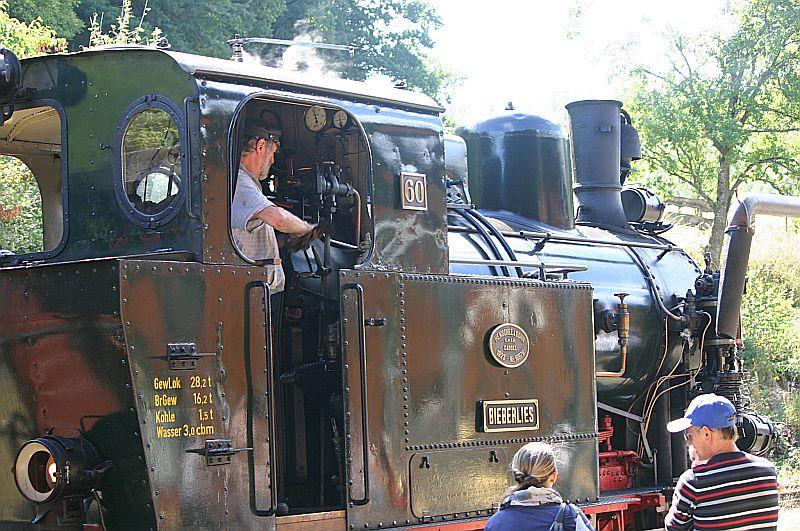 Dampftag bei der Sauerländer Kleinbahn in Herscheid am 02.09.18 Img_7747
