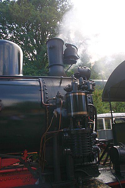 Dampftag bei der Sauerländer Kleinbahn in Herscheid am 02.09.18 Img_7748
