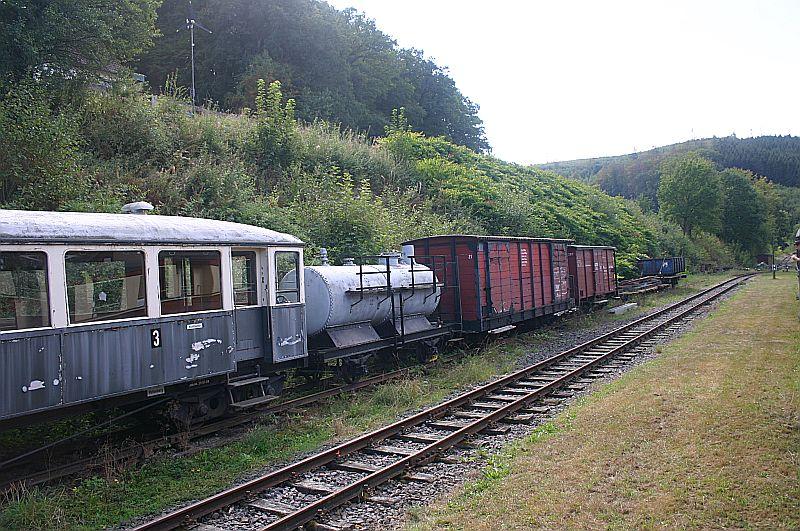 Dampftag bei der Sauerländer Kleinbahn in Herscheid am 02.09.18 Img_7750
