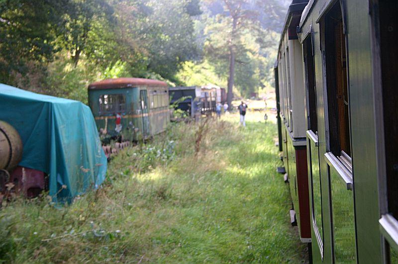 Dampftag bei der Sauerländer Kleinbahn in Herscheid am 02.09.18 Img_7752