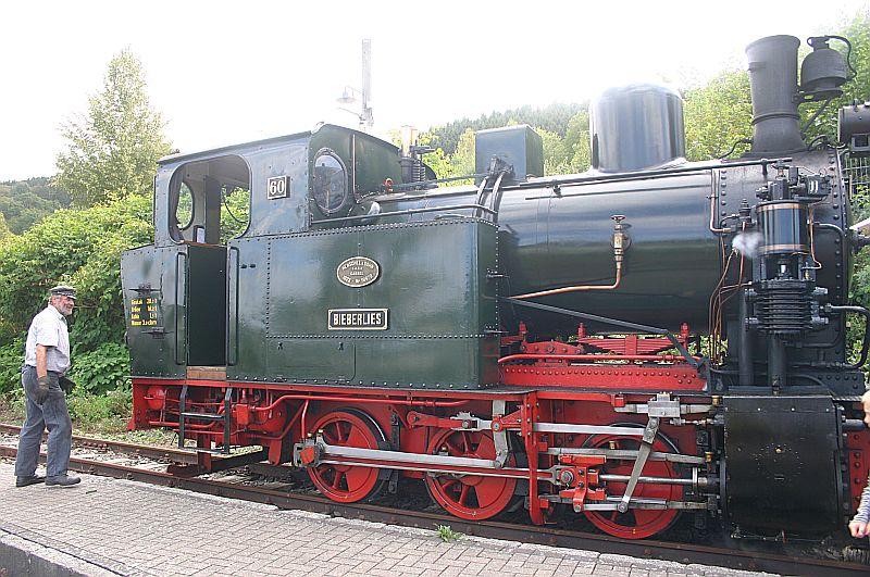 Dampftag bei der Sauerländer Kleinbahn in Herscheid am 02.09.18 Img_7761