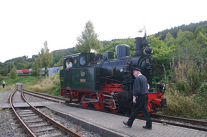 Dampftag bei der Sauerländer Kleinbahn in Herscheid am 02.09.18 Img_7762
