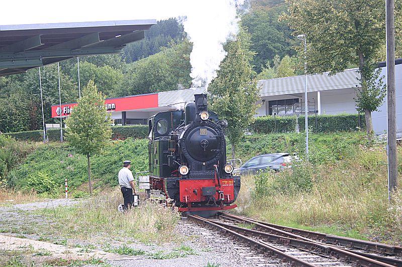 Dampftag bei der Sauerländer Kleinbahn in Herscheid am 02.09.18 Img_7763