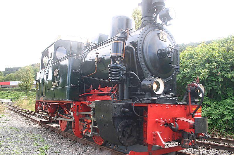 Dampftag bei der Sauerländer Kleinbahn in Herscheid am 02.09.18 Img_7812