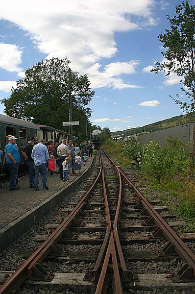 Dampftag bei der Sauerländer Kleinbahn in Herscheid am 02.09.18 Img_7814