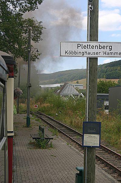 Dampftag bei der Sauerländer Kleinbahn in Herscheid am 02.09.18 Img_7816