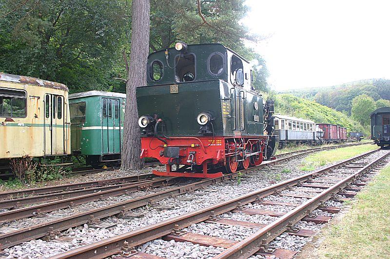 Dampftag bei der Sauerländer Kleinbahn in Herscheid am 02.09.18 Img_7833