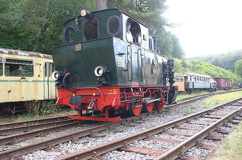 Dampftag bei der Sauerländer Kleinbahn in Herscheid am 02.09.18 Img_7836