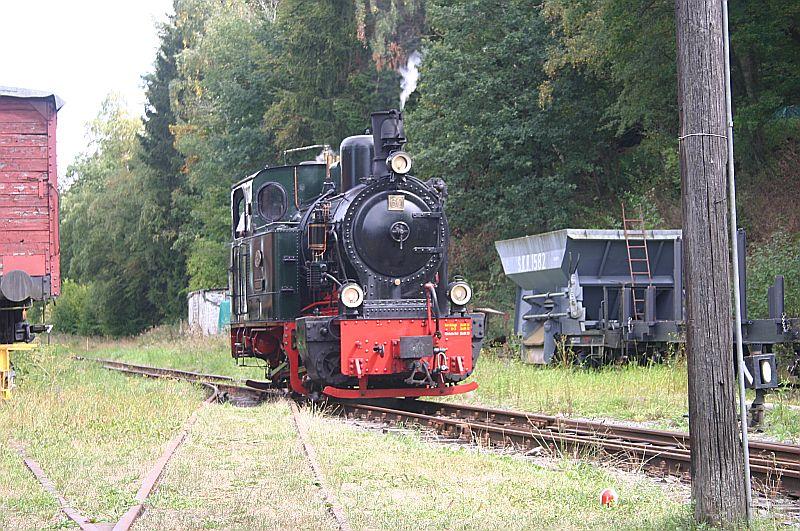 Dampftag bei der Sauerländer Kleinbahn in Herscheid am 02.09.18 Img_7838