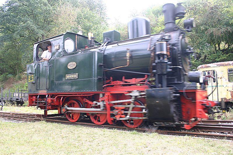 Dampftag bei der Sauerländer Kleinbahn in Herscheid am 02.09.18 Img_7839