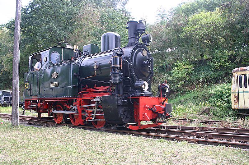 Dampftag bei der Sauerländer Kleinbahn in Herscheid am 02.09.18 Img_7840
