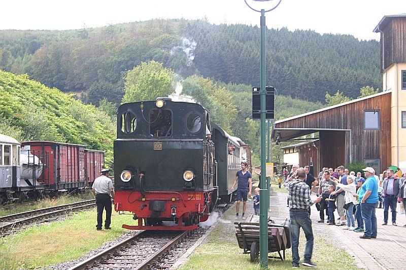 Dampftag bei der Sauerländer Kleinbahn in Herscheid am 02.09.18 Img_7845