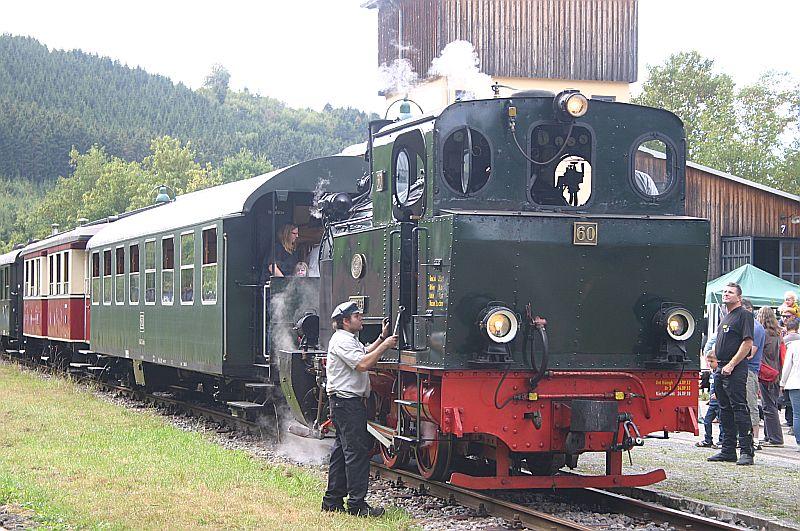 Dampftag bei der Sauerländer Kleinbahn in Herscheid am 02.09.18 Img_7846
