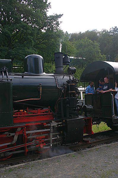 Dampftag bei der Sauerländer Kleinbahn in Herscheid am 02.09.18 Img_7850