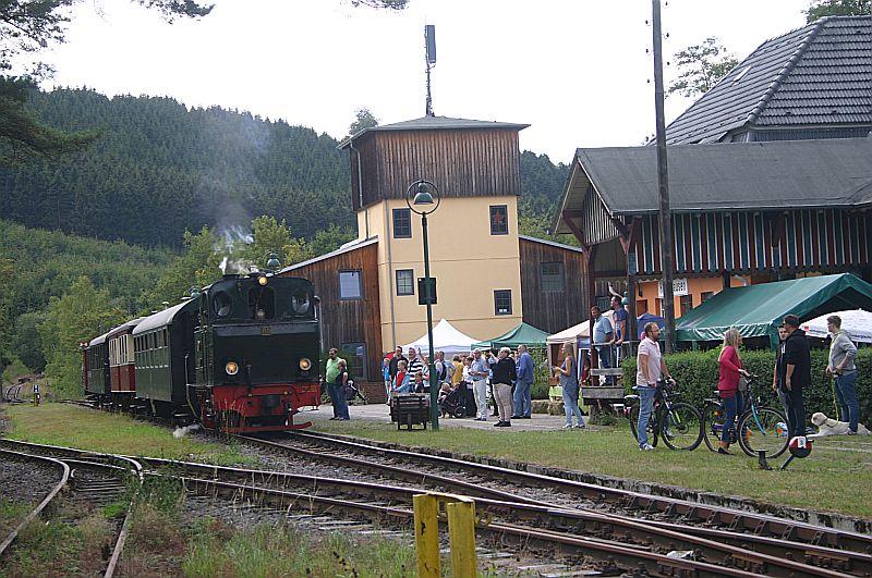 Dampftag bei der Sauerländer Kleinbahn in Herscheid am 02.09.18 Img_7855