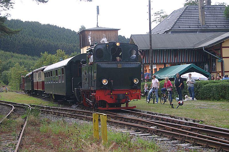 Dampftag bei der Sauerländer Kleinbahn in Herscheid am 02.09.18 Img_7856