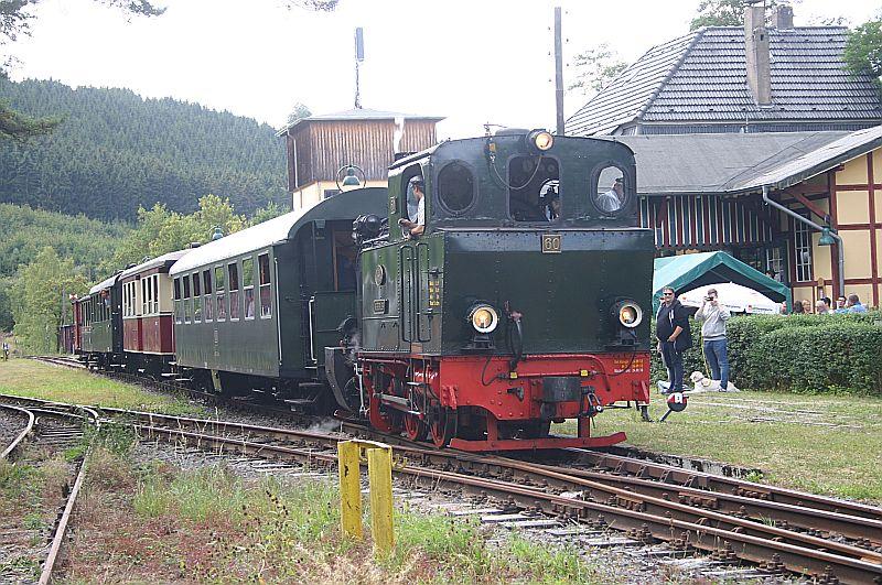 Dampftag bei der Sauerländer Kleinbahn in Herscheid am 02.09.18 Img_7857