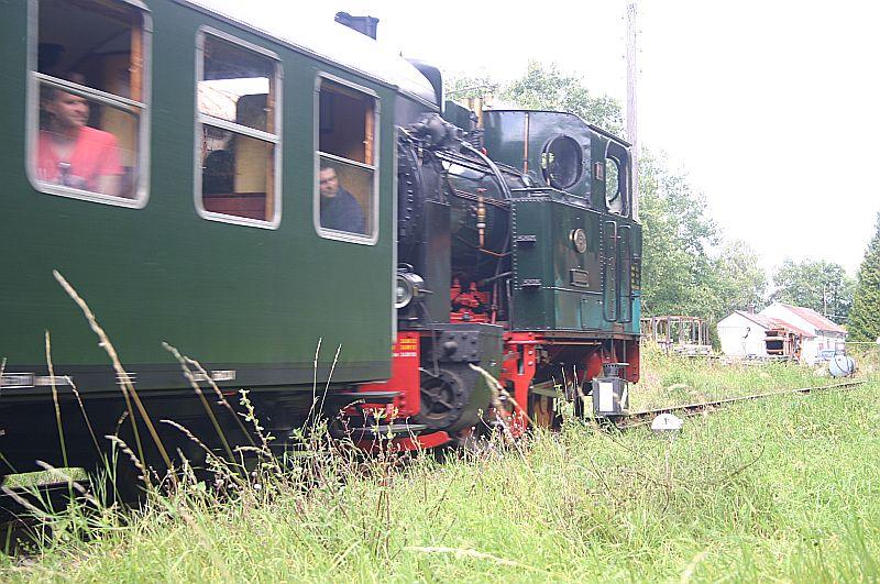 Dampftag bei der Sauerländer Kleinbahn in Herscheid am 02.09.18 Img_7859