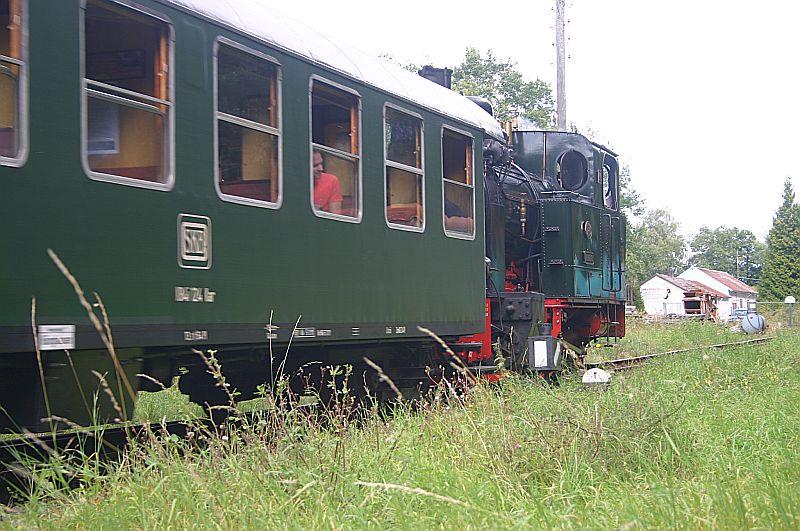 Dampftag bei der Sauerländer Kleinbahn in Herscheid am 02.09.18 Img_7860