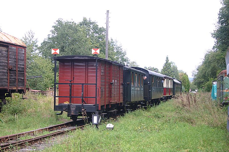 Dampftag bei der Sauerländer Kleinbahn in Herscheid am 02.09.18 Img_7861