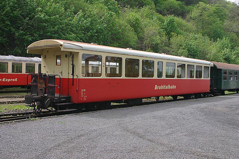 Die Brohltalbahn - Ein Besuch im Sommer 1987 und am 25.04.2019 erneut Img_9149