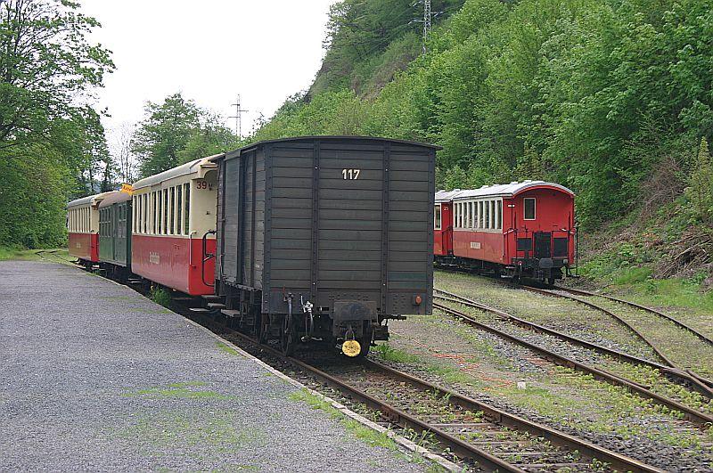 Die Brohltalbahn - Ein Besuch im Sommer 1987 und am 25.04.2019 erneut Img_9163