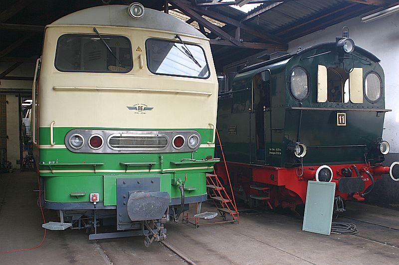 Die Brohltalbahn - Ein Besuch im Sommer 1987 und am 25.04.2019 erneut Img_9171