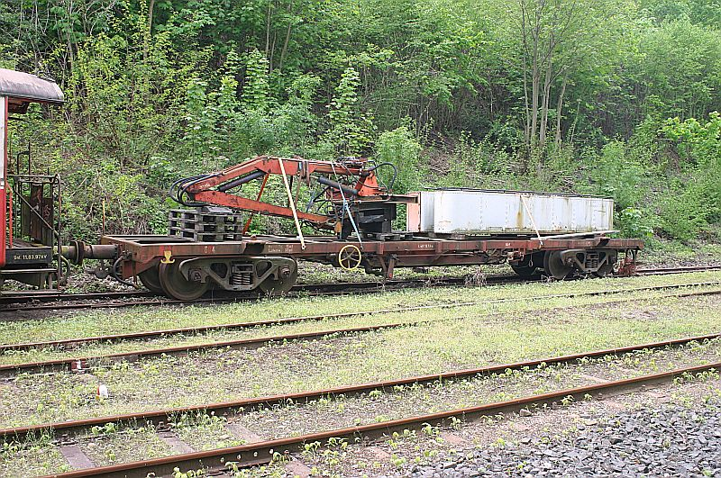 Die Brohltalbahn - Ein Besuch im Sommer 1987 und am 25.04.2019 erneut - Seite 2 Img_9247