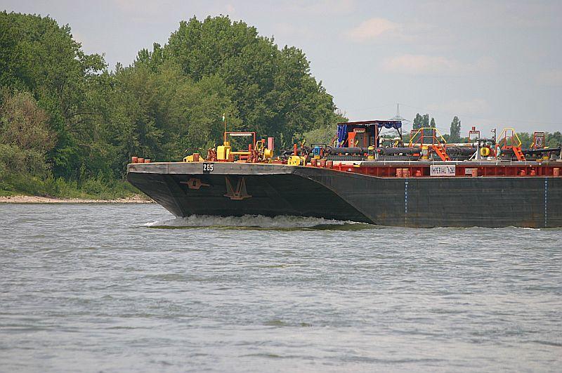 Kleiner Rheinbummel am 09.06.19 in Düsseldorf - Kaiserswerth Img_9274