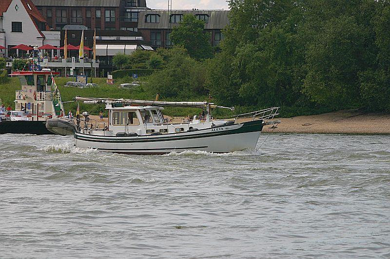 Kleiner Rheinbummel am 09.06.19 in Düsseldorf - Kaiserswerth Img_9314