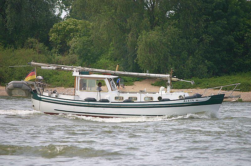 Kleiner Rheinbummel am 09.06.19 in Düsseldorf - Kaiserswerth Img_9315