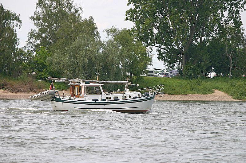 Kleiner Rheinbummel am 09.06.19 in Düsseldorf - Kaiserswerth Img_9316