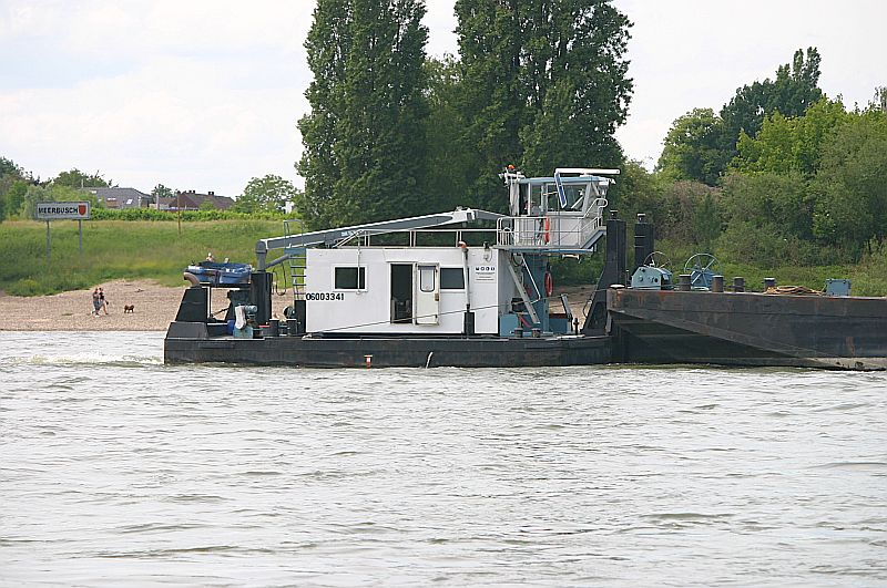 Kleiner Rheinbummel am 09.06.19 in Düsseldorf - Kaiserswerth Img_9324
