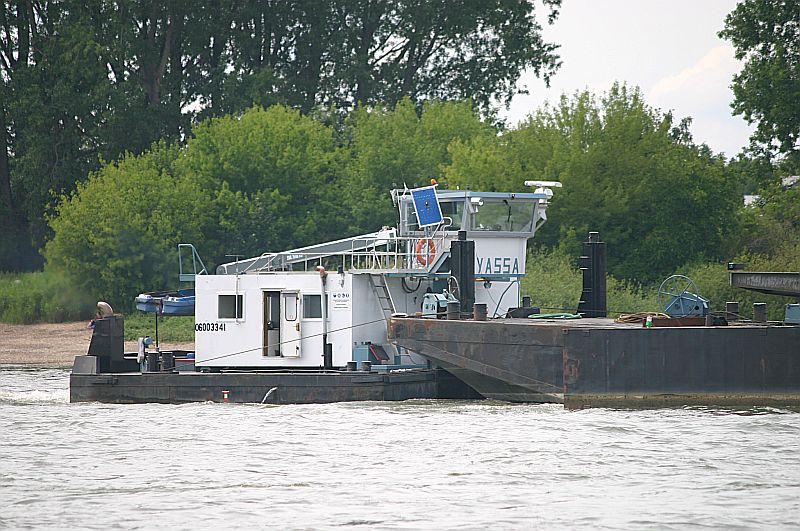 Kleiner Rheinbummel am 09.06.19 in Düsseldorf - Kaiserswerth Img_9325