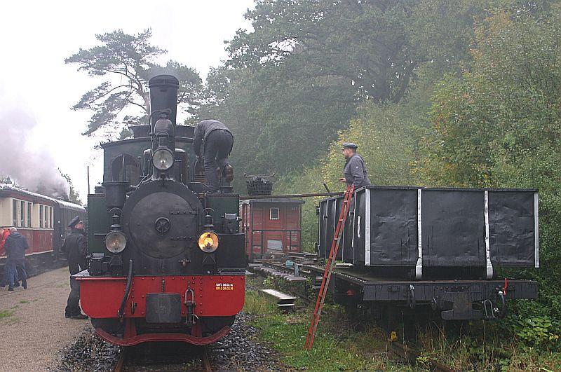 "KAE Lok Hermann + ""Bieberlies"" in Herscheid am 06.10.19 Img_9650"