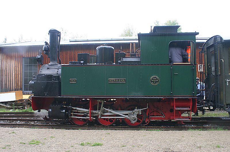 "KAE Lok Hermann + ""Bieberlies"" in Herscheid am 06.10.19 Img_9715"