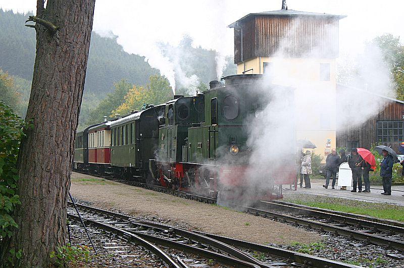 "KAE Lok Hermann + ""Bieberlies"" in Herscheid am 06.10.19 Img_9728"
