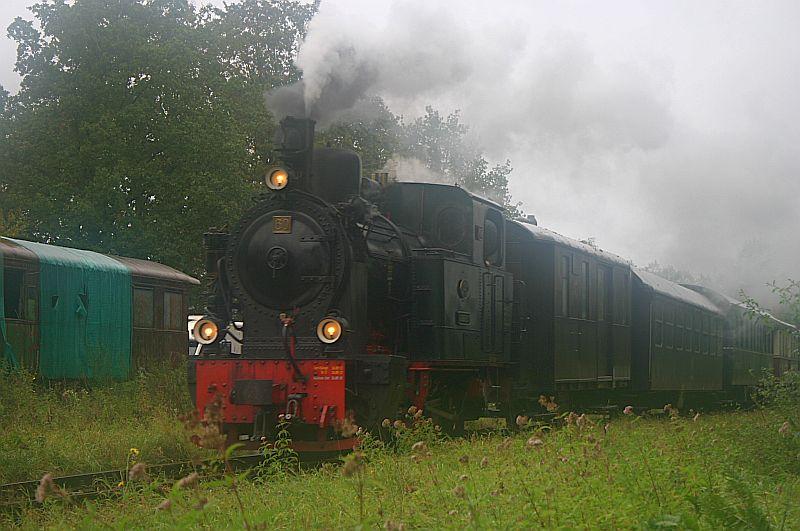 "KAE Lok Hermann + ""Bieberlies"" in Herscheid am 06.10.19 Img_9811"