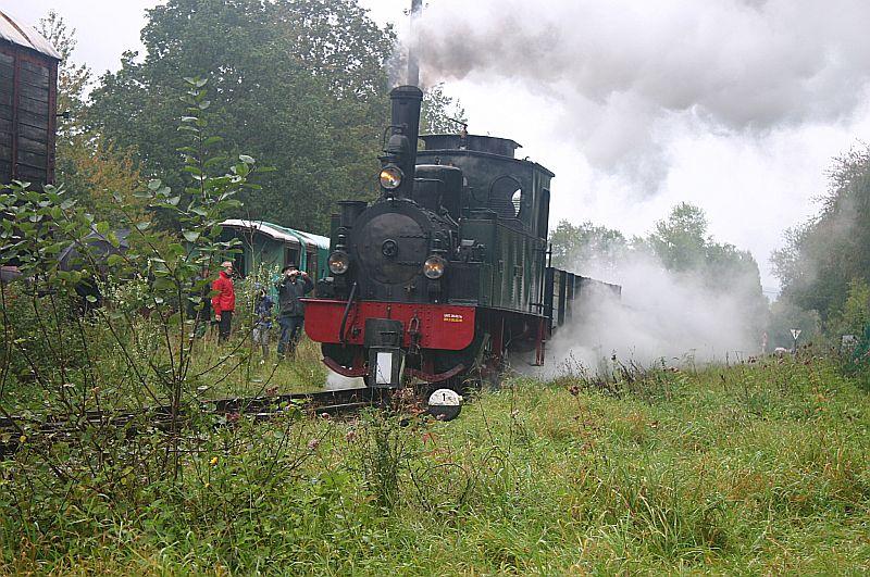 "KAE Lok Hermann + ""Bieberlies"" in Herscheid am 06.10.19 Img_9816"