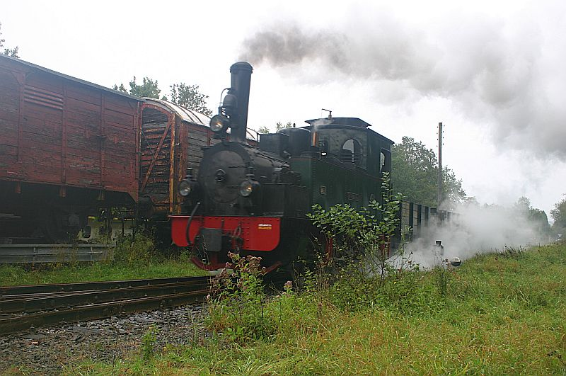 "KAE Lok Hermann + ""Bieberlies"" in Herscheid am 06.10.19 Img_9817"