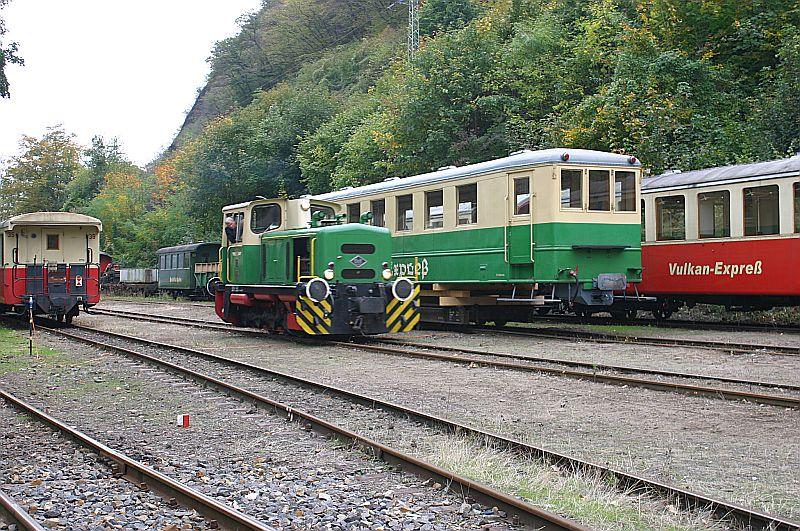 Brohltalbahn - Besuch am 15.10.19 Img_9866